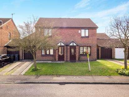 3 Bedrooms Semi Detached House for sale in Mickleborough Way, West Bridgford, Nottingham, Nottinghamshire