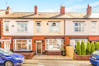 3 Bedrooms Terraced House for sale in Kings Road, Ashton-Under-Lyne, Greater Manchester, Ashton