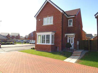 4 Bedrooms Detached House for sale in Ceremony Wynd, Middlesbrough
