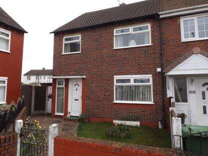 3 Bedrooms End Of Terrace House for sale in Peterborough Drive, Bootle, Liverpool, Merseyside, L30