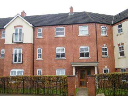 2 Bedrooms Flat for sale in Brandwood Crescent, Birmingham, West Midlands