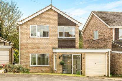 3 Bedrooms Detached House for sale in Washle Drive, Middleton Cheney, Banbury, Oxfordshire