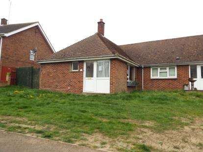 2 Bedrooms Bungalow for sale in Deacon Way, Banbury, Oxfordshire, Oxon