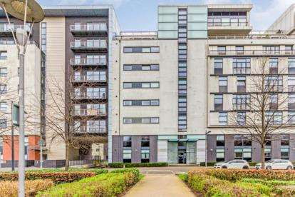 2 Bedrooms Flat for sale in Glasgow Harbour Terraces, Glasgow Harbour