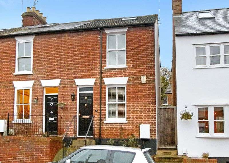 2 Bedrooms House for sale in Bardwell Road, St Albans