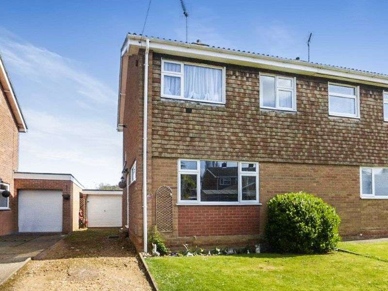 3 Bedrooms Semi Detached House for sale in Pakefield