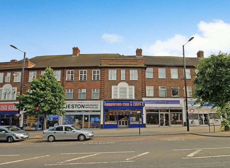 4 Bedrooms Flat for sale in The Broadway, Greenford