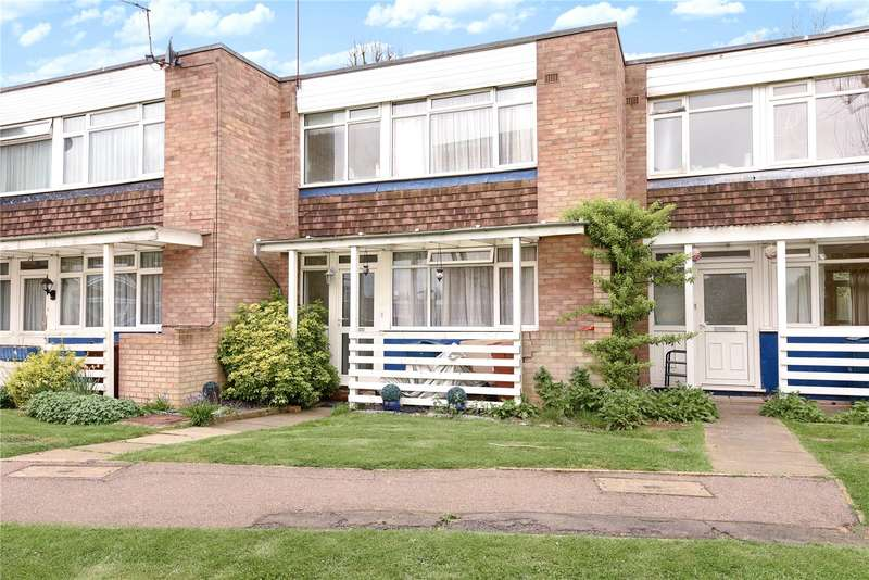 3 Bedrooms Terraced House for sale in Tulip Court, Nursery Road, Pinner, Middlesex, HA5