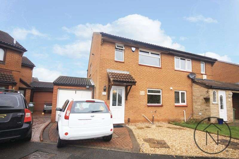 3 Bedrooms Semi Detached House for sale in Wansford Close, Billingham