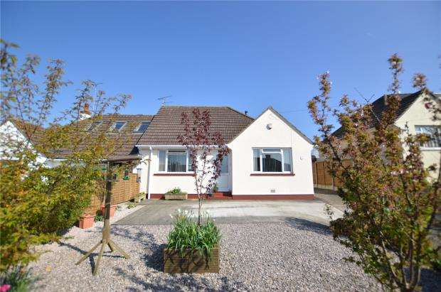 2 Bedrooms Semi Detached Bungalow for sale in Coles Lane, Kingskerswell, Newton Abbot, Devon