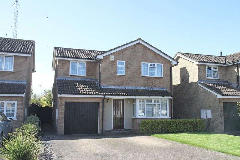 4 Bedrooms Detached House for sale in Millcross, Clevedon