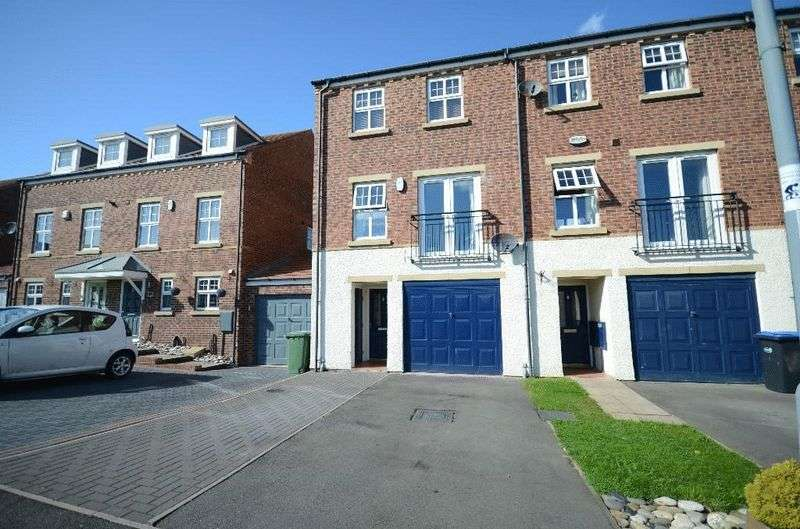 4 Bedrooms Terraced House for sale in Souter Drive, Seaham