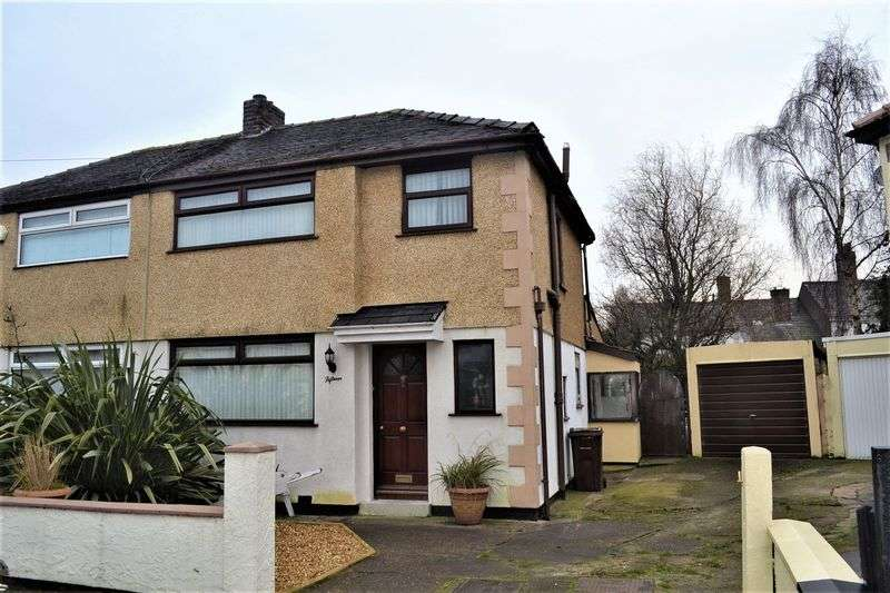 3 Bedrooms Semi Detached House for sale in Meadway, Bootle