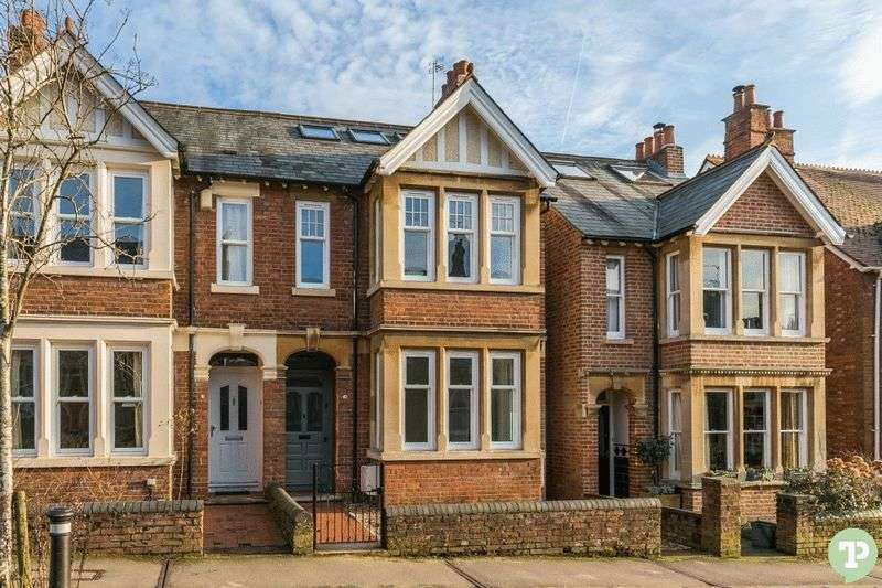 4 Bedrooms Semi Detached House for sale in Southfield Road, Oxford