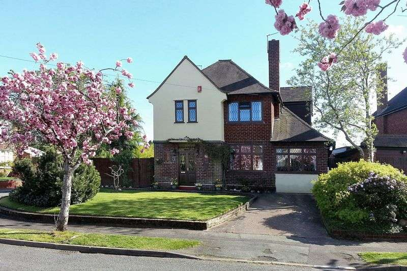 3 Bedrooms Detached House for sale in Cranford Road, Finchfield, Wolverhampton