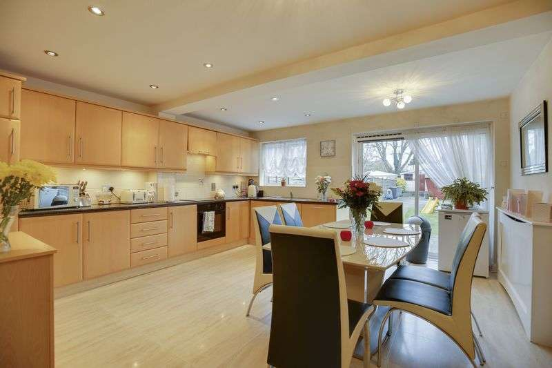 4 Bedrooms Terraced House for sale in ALMA ROAD, ENFIELD