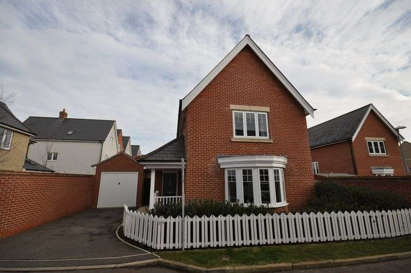 3 Bedrooms Detached House for sale in Glebe View, West Mersea, Essex