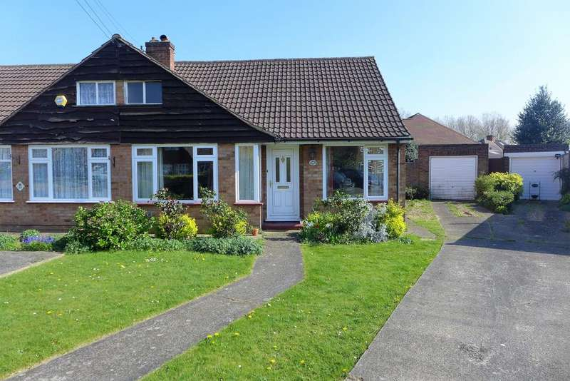 2 Bedrooms Bungalow for sale in Field Road, Feltham