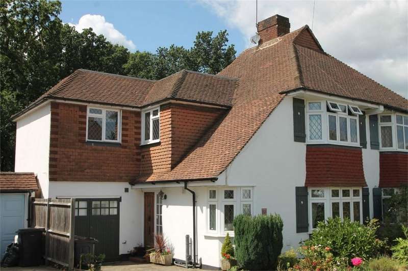 4 Bedrooms Semi Detached House for sale in Hartland Way, Shirley, Croydon, Surrey