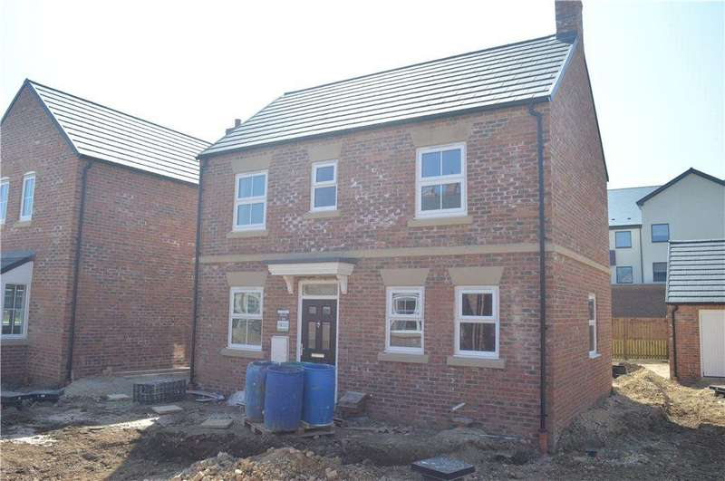 4 Bedrooms House for sale in The Oaks, Topcliffe Road, Thirsk, North Yorkshire