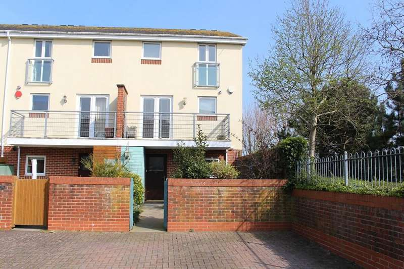 4 Bedrooms End Of Terrace House for sale in Selman Close, Hythe, Southampton
