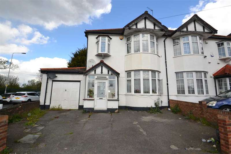 3 Bedrooms End Of Terrace House for sale in Avondale Crescent, Redbridge, Ilford
