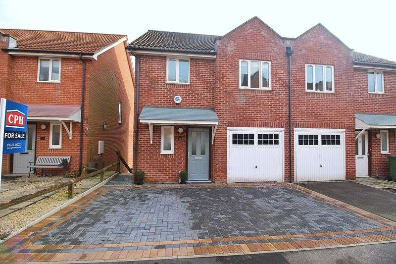 3 Bedrooms Semi Detached House for sale in Phoenix Drive, Scarborough