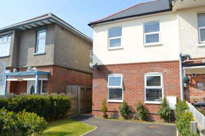 2 Bedrooms Semi Detached House for sale in Northbourne, Bournemouth, Dorset