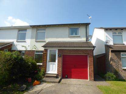 4 Bedrooms Semi Detached House for sale in Weston-Super-Mare, Somerset