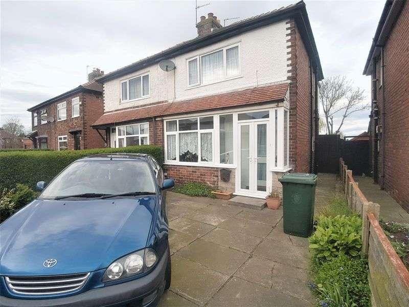 3 Bedrooms Semi Detached House for sale in 36 Trevor Road, Burscough