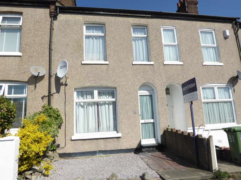 2 Bedrooms Terraced House for sale in Upper Grove Road, Upper Belvedere, Kent, DA17 5NU