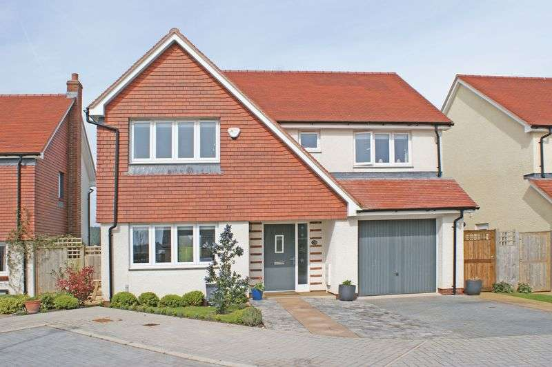 4 Bedrooms Detached House for sale in Greenway Gardens, Budleigh Salterton