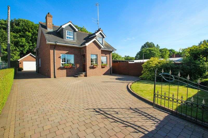 3 Bedrooms Detached House for sale in 80 Lurgan Road, Portadown