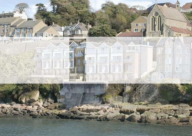 4 Bedrooms Terraced House for sale in Plot 5 - New homes on the waterfront in Clevedon