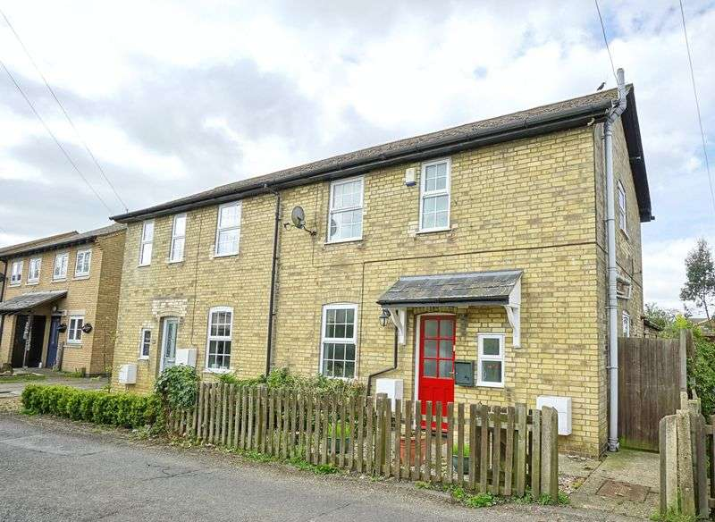 3 Bedrooms Semi Detached House for sale in Graveley Road, St. Neots