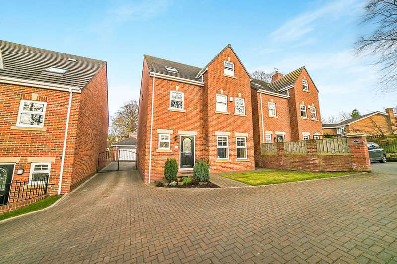 5 Bedrooms Detached House for sale in Beechwood Avenue, Ryton, NE40