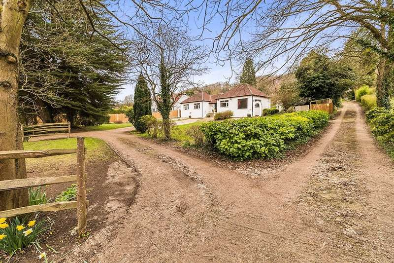 4 Bedrooms Detached Bungalow for sale in Parkwood Knatts Valley Road, Knatts Valley, Sevenoaks, TN15