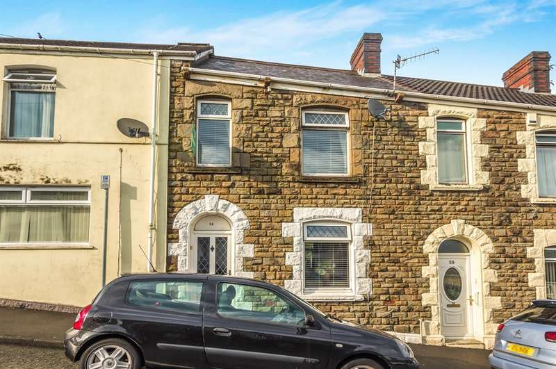 2 Bedrooms Terraced House for sale in Siloh Road, Landore, SWANSEA