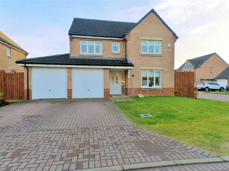 4 Bedrooms Detached House for sale in Wentworth Gardens, JACKTON