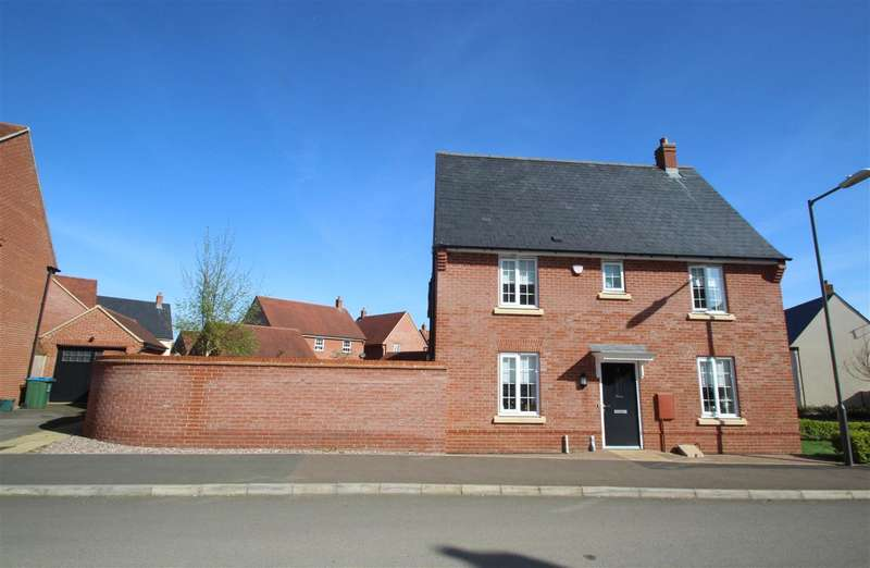 3 Bedrooms End Of Terrace House for sale in Constance Street, Buckingham