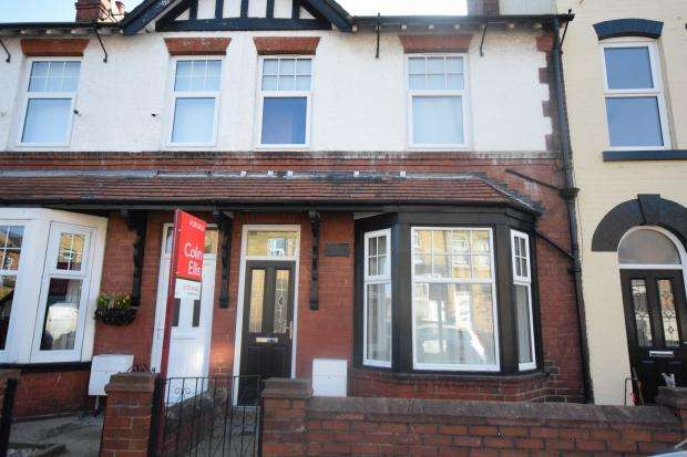 3 Bedrooms Town House for sale in St Johns Road, Falsgrave, Scarborough, North Yorkshire YO12 5ES