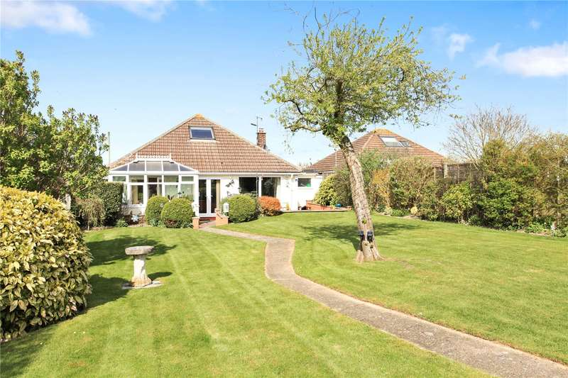 5 Bedrooms Detached House for sale in Hillside Drive, Gomeldon, Salisbury, Wiltshire, SP4