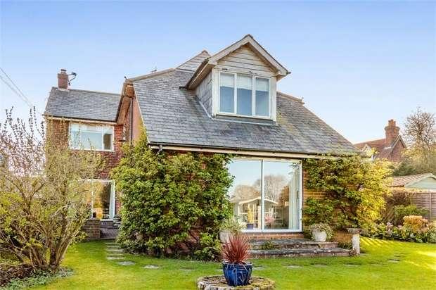 4 Bedrooms Semi Detached House for sale in Blacksmiths Lane, Wadhurst, East Sussex