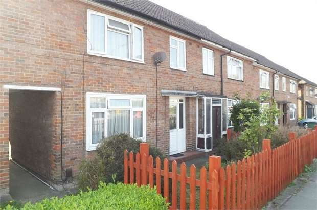 4 Bedrooms Terraced House for sale in Courtenay Avenue, Harrow, Greater London