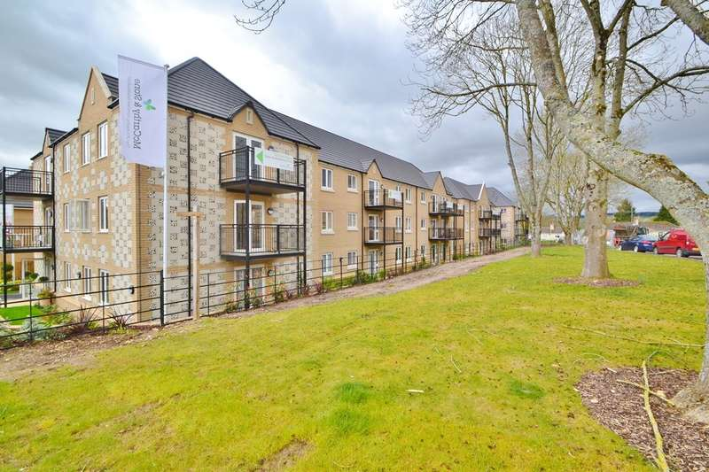 2 Bedrooms Flat for sale in Wilton