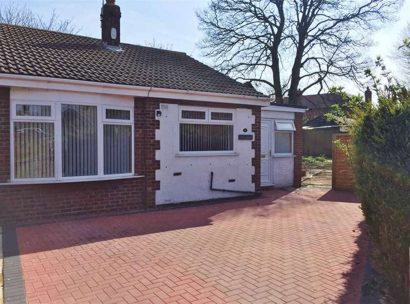 2 Bedrooms Bungalow for sale in Lennox Close, Hunmanby