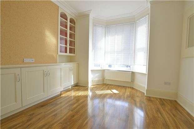 1 Bedroom Flat for sale in Queens Road, HASTINGS, East Sussex, TN34 1RP