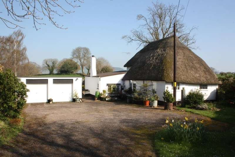 3 Bedrooms Cottage House for sale in Higher Metcombe