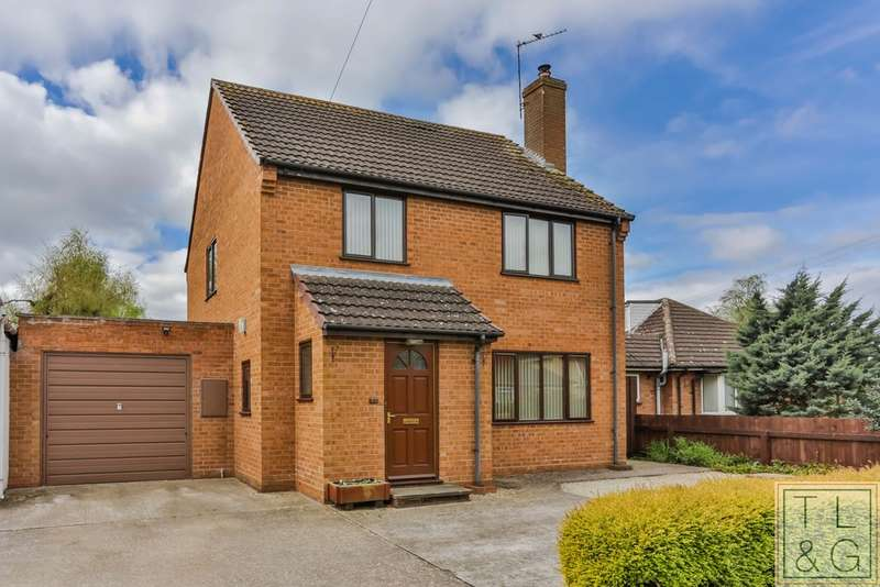 3 Bedrooms Detached House for sale in Lichfield Avenue, Evesham