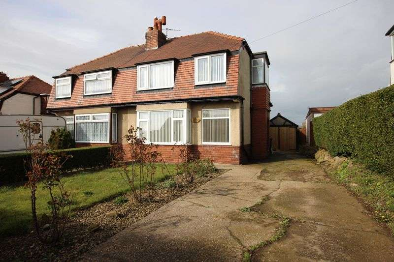 3 Bedrooms Semi Detached House for sale in Osgodby Lane, Scarborough